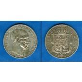 Hannover 1 Taler 1849 B  ss-vz