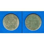 Schwarzburg Sondershausen 1/24 Taler 1763  s+  selten