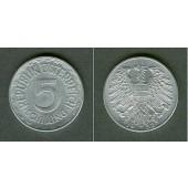 Österreich 5 Schilling 1952  f.st
