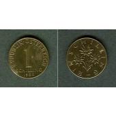 Österreich 1 Schilling 1960  vz+
