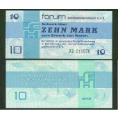 DDR: Forum-Scheck 10 MARK 1979  Ro.370a  I