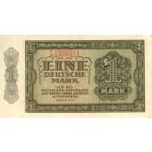 DDR: 1 DEUTSCHE MARK 1948  Ro.340a  II