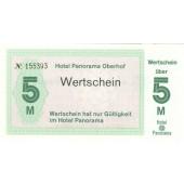 DDR: Hotel Panorama Oberhof 5 Mark Wertschein  I