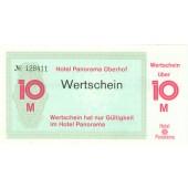 DDR: Hotel Panorama Oberhof 10 Mark Wertschein  I