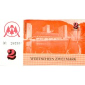 DDR: Hotel Ringberghaus Suhl 2 Mark Wertschein  I