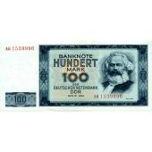 DDR: 100 MARK 1964  Ro.358a  I