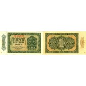 DDR: 1 DEUTSCHE MARK 1948  Ro.340e  I-
