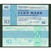 DDR: Forum-Scheck 10 MARK 1979  Ro.370a  I