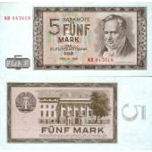 DDR: 5 MARK 1964  Ro.354a  I