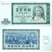 DDR: 10 MARK 1964  Ro.355a  I