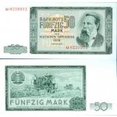 DDR: 50 MARK 1964  Ro.357a  I