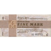 DDR: Forum-Scheck 1 MARK 1979  Ro.368a  I
