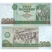 DDR: 200 MARK 1985  Ro.364a  I