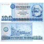 DDR: 100 MARK 1975  Ro.363a  I