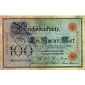 100 MARK 1905  Ro.23b  III