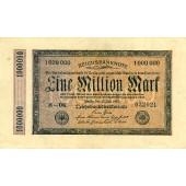 1.000.000 MARK 1923  Ro.93  III+