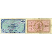 BDL: 1 DEUTSCHE MARK 1948  Ro.232  III-