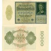 10.000 MARK 1922  Ro.69d  I-