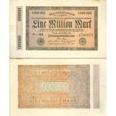 1.000.000 MARK 1923  Ro.93  I-II
