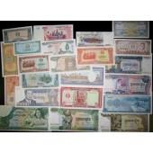 Lot: KAMBODSCHA / KHMER  22x Banknote  I-  [1956-2002]