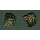 HERACLIUS  Follis  [639-641]