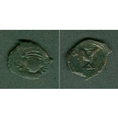 CONSTANS II.  Follis  [643-644]