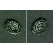 JUSTIN II.  Pentanummium  ss  [565-578]