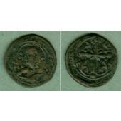 NICEPHORUS III. Botaneiates  Follis  s-ss/ss  [1078-1081]