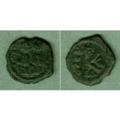 JUSTIN II.  Halbfollis  s  [565-578]