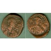 MICHAEL VII. Ducas  Follis  s-ss  selten  [1071-1078]