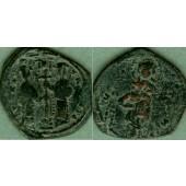 CONSTANTINUS X. Ducas  Follis  s/s-ss  [1059-1067]