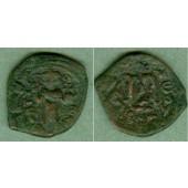 CONSTANS II.  Follis  s-ss  [641-668]