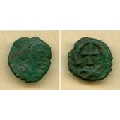 JUSTINIAN I.  Pentanummium / 5 Nummi  s/ss  [556-561]