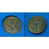 NICEPHORUS III. Botaneiates  Follis  f.ss  [1078-1081]