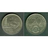 Deutschland DDR 20 M 1979  30 Jahre DDR  f.st