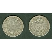 Deutsches Reich 1 Mark 1896 J (J.17)  ss-