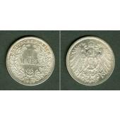 Deutsches Reich 1 Mark 1905 D  vz-stgl.