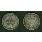 Deutsches Reich 1 Mark 1896 J (J.17)  f.ss