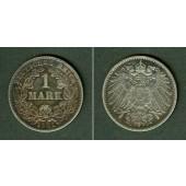 Deutsches Reich 1 Mark 1901 J (J.17)  ss-vz