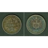 Deutsches Reich 1 Mark 1903 J (J.17)  ss+/ss