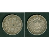 Deutsches Reich 1 Mark 1904 G (J.17)  ss-vz
