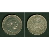 Preussen 2 Mark 1902 A  ss+