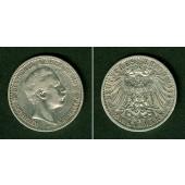 Preussen 2 Mark 1903 A  ss