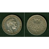 Preussen 2 Mark 1904 A  ss