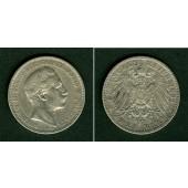 Preussen 2 Mark 1893 A  ss