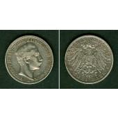 Preussen 2 Mark 1904 A  ss/ss+