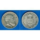 Baden 2 Mark 1907 G  ss