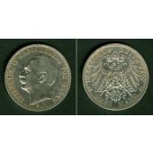 Baden 3 Mark 1910 G  vz