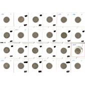 Lot: DEUTSCHES REICH  24x 10 Pfennig  [1876-1913]