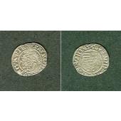 Ungarn Denar 1556 K-B Ferdinand I.  ss+